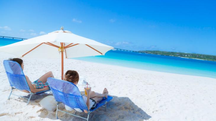子連れ旅行で人気の場所は?沖縄・北海道とその他はどこ?